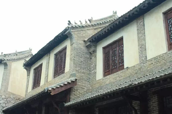 藏马山民俗村(藏马庄)
