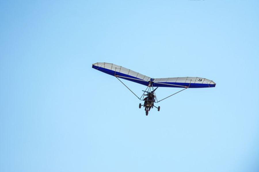 藏马山滑翔基地