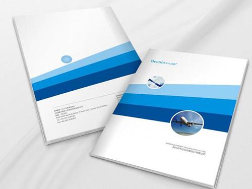 画册单页设计