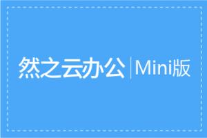 云办公Mini版一个月使用权